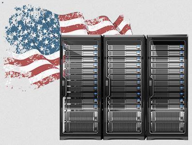 dedivated server usa data center